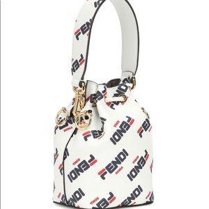 Fendi mania mon tresor mini bucket bag $2000